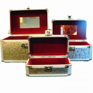 Aluminum Cases Set