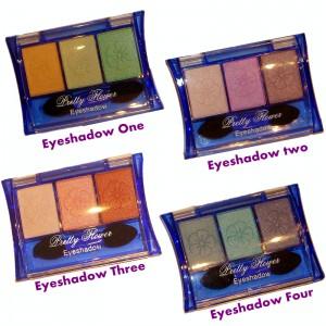 Eyeshadow/Eye Color Comb