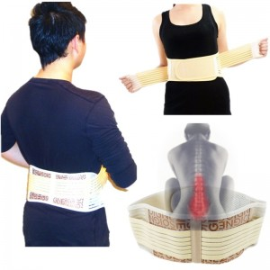 Infrared Ray Lumbar Care Belt