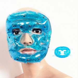 Cold Gel Magnetic Face Mask