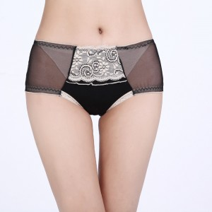 Model Underwear With Front Protect Layer